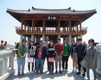 2018 Spring ISSS Survival Korean Field Class