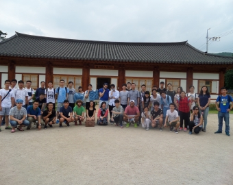 2016 POSCO Tour & Visit to Pohang Traditional Culture Center & Jookjangyeon (July 12)