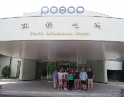 POSCO Tour & Visit to Pohang Traditional Culture Center