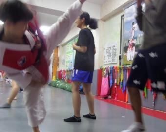 Taekwondo Tryout