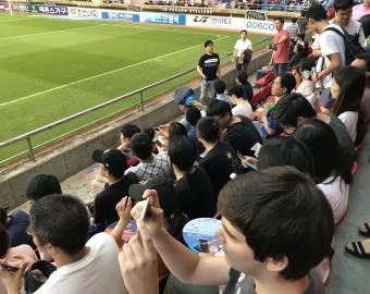2018 Summer Program K-League Soccer Match