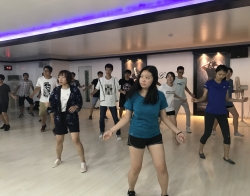 2018 Summer Program K-pop Dance Tryout