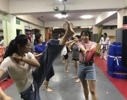 2018 Summer Program Taekwondo Tryout