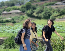 2019 Fall Visit to Yangdong Village & Homigot